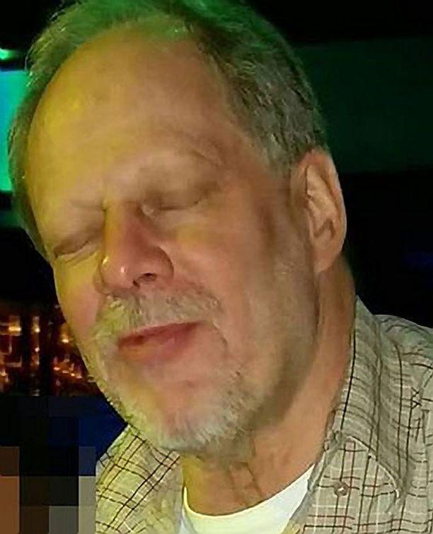 Stephen Paddock ampui 60 ihmistä kuoliaaksi, itsensä mukaan lukien.