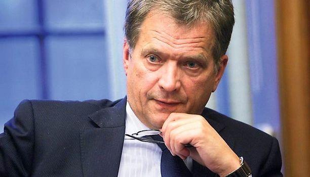 Sauli Niinistö ei usko, että 1990-luvun syvä lama toistuisi.