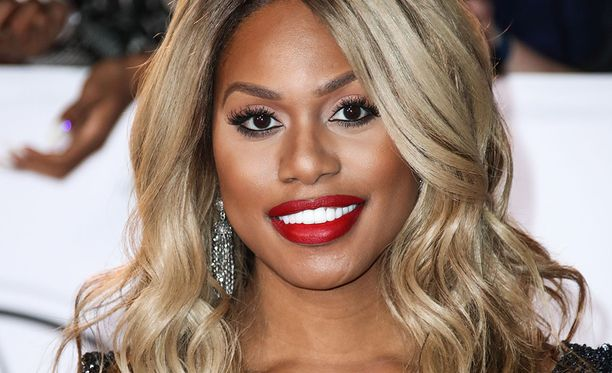 Laverne Cox on yksi Orange Is the New Black -sarjan tähdistä.