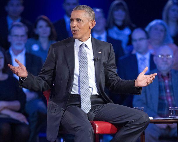 Raskaasti aseistettu mies kertoi aikoneensa varastaa Yhdysvaltain presidentin lemmikin.
