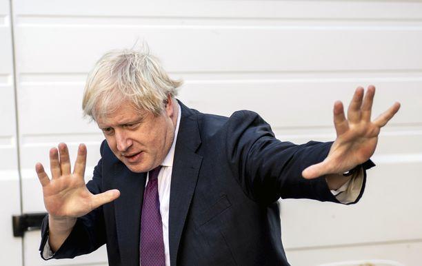 Boris Johnson oli toimittaja-aikoinaan näkyvä breixitin puolustaja.