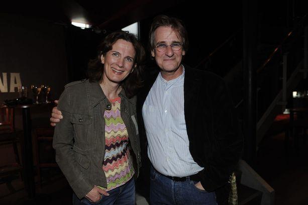 Barbara ja Riki vuonna 2011.