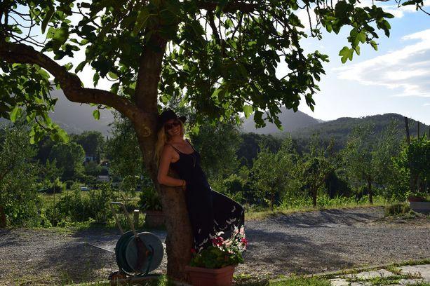 Jutta Lehtinen rakastui avopuolisonsa kanssa Italiaan ja muuttaa Toscanaan syksyllä.