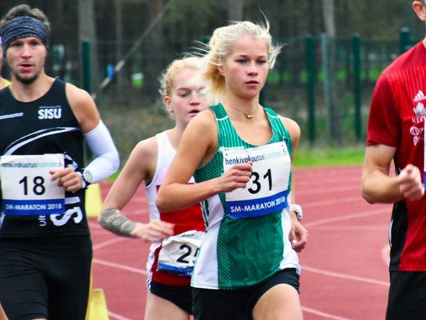 Alisa Vainio on yksi Suomen kiinnostavimmista urheilijoista.