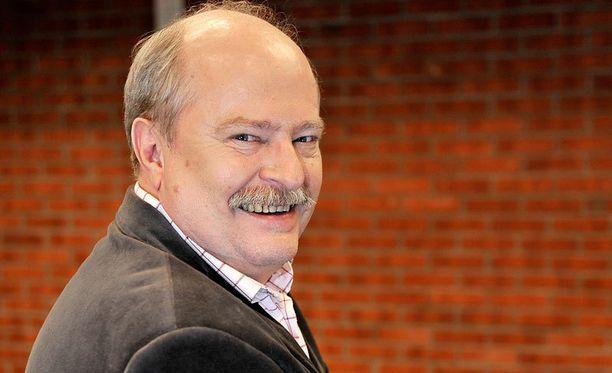Jarmo Koski puhelee nyt myös Taksissa.