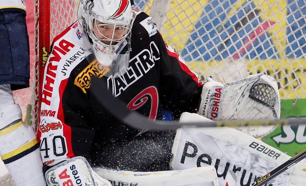 Tuomas Tarkki kesti HIFK:n loppurynnistyksen.