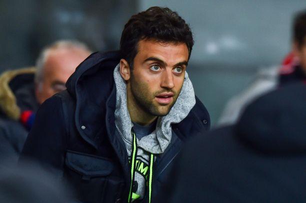 Giuseppe Rossi kärysi dopingista.
