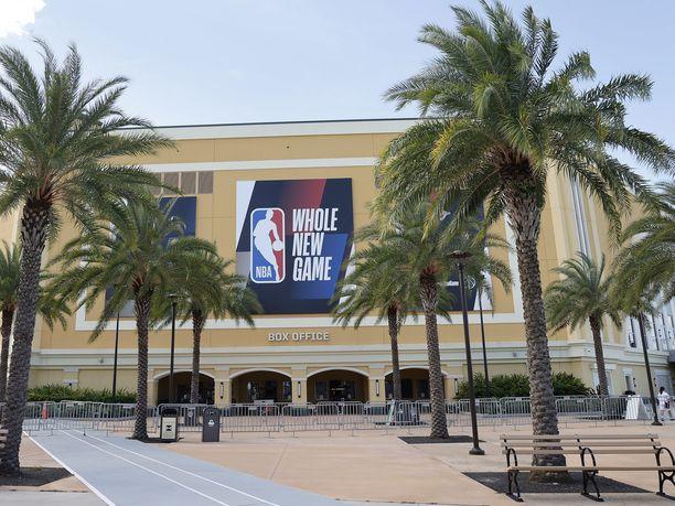 NBA-kauden jatkuminen näyttää nyt todennäköiseltä.