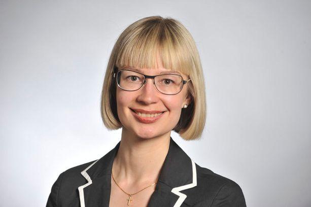 Kansanedustaja Tytti Tuppurainen löysi uuden rakkaan eduskunnasta.