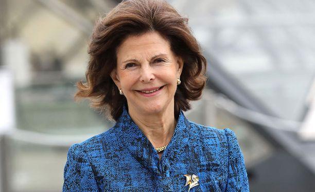 Silvia joutui sairaalaan kesken 73-vuotisjuhliensa.