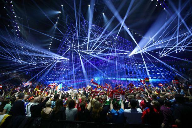 Boikottiuhkailut ovat osa Euroviisuja.