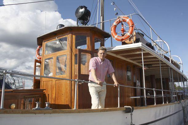 S/S Saimaa liikennöi vuosittain noin 20 päivänä Museoviraston suosituksesta. Tällöin laiva pysyy kunnossa, muttei kulu, kertoo aluksen päällikkö, Liikenneviraston ylitarkastaja Jukka Väisänen.