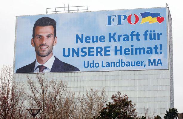 Udo Landbauer ei suostu presidentin vaatimukseen erota.