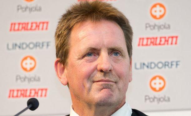 Pekka Lyyski teki pitkän ja upean työn IFK Mariehamnin peräsimessä.