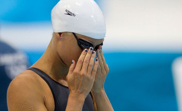 Hanna-Maria Seppälä tavoittelee paikkaa Rion olympiakisoihin.