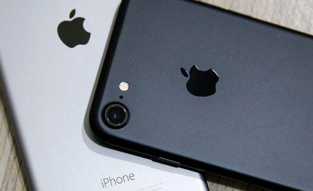 Huijaus koskettaa nimenomaan Applen tuotteiden, kuten Iphonejen, käyttäjiä.