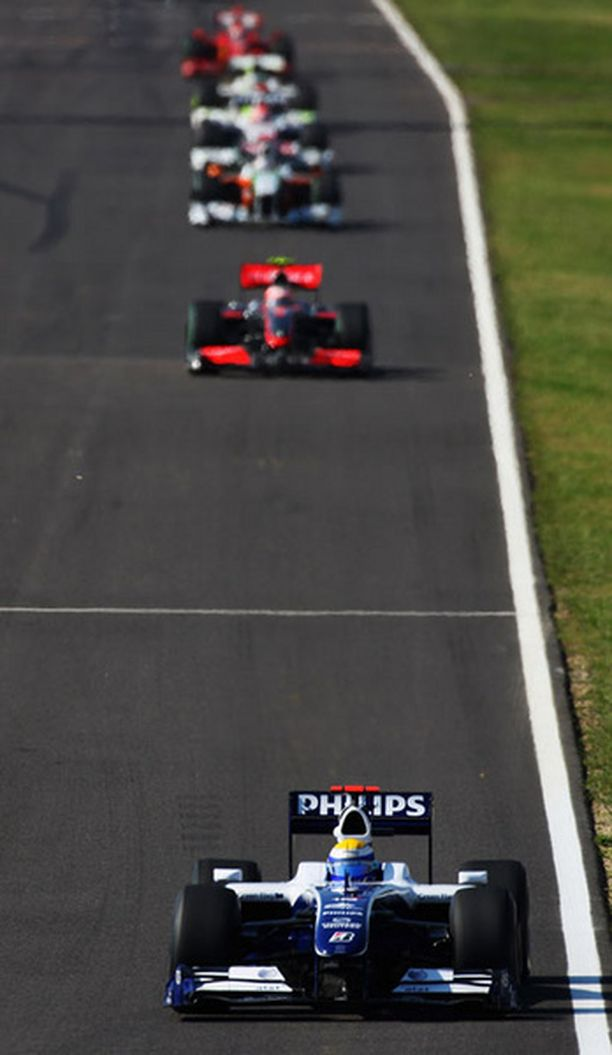 Nico Rosbergin toimia tutkitaan.