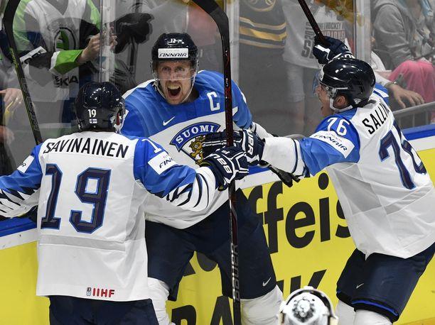 suomi saksa jääkiekko 2020