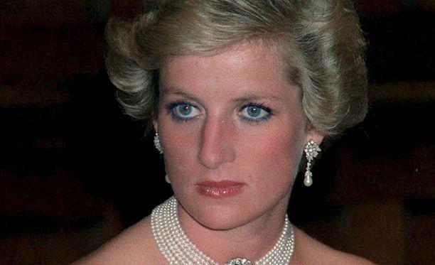 Dianan kuolemasta tuli kuluneeksi 20 vuotta.