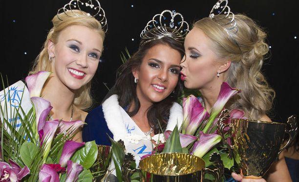 Treenaako Miss Suomi Sara Chafak turhaan Miss Universum -kisaan?