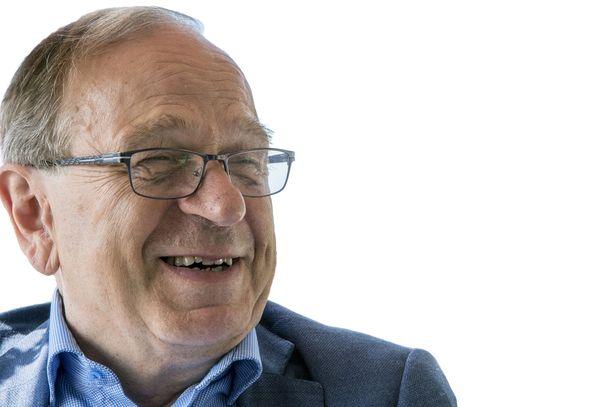 Suomen Pankin pääjohtaja Erkki Liikanen jäi eläkkeelle viime vuonna.