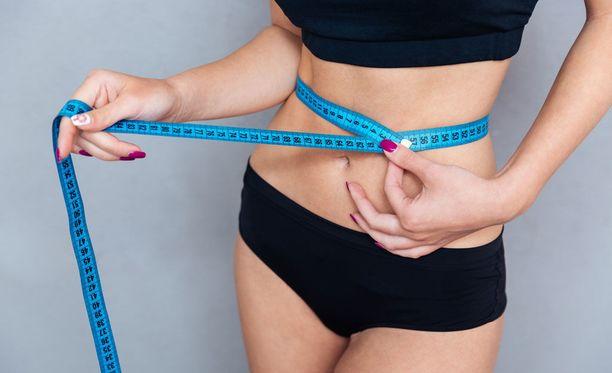 Normaalipainoinenkin ihminen voi haaveilla muutaman kilon karistamisesta.