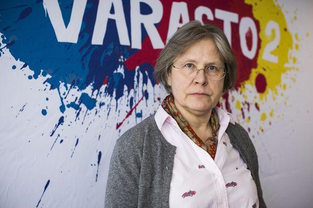 Taru Mäkelän viimeisin ohjaus on tänä vuonna ensi-iltansa saanut Varasto 2-elokuva.