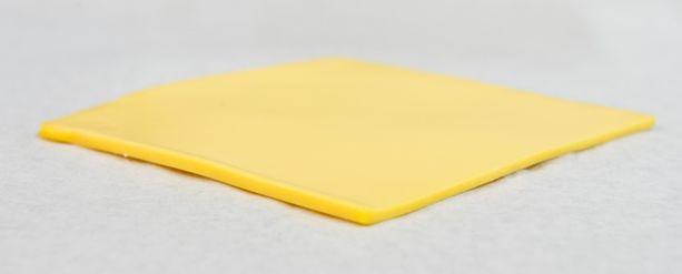 Kuvan juusto on valmistettu perinteisistä ainesosista.