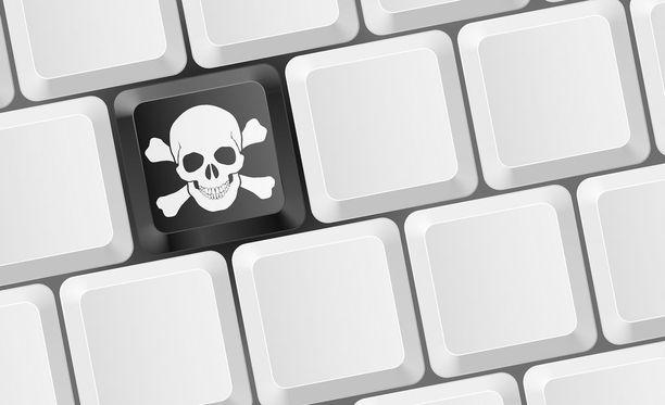 Piraattimogulille napsahti vankeustuomio ja 600 000 euron sakot. Kuvituskuva.