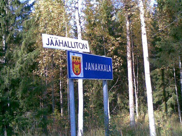 Jäähalliton Janakkala?