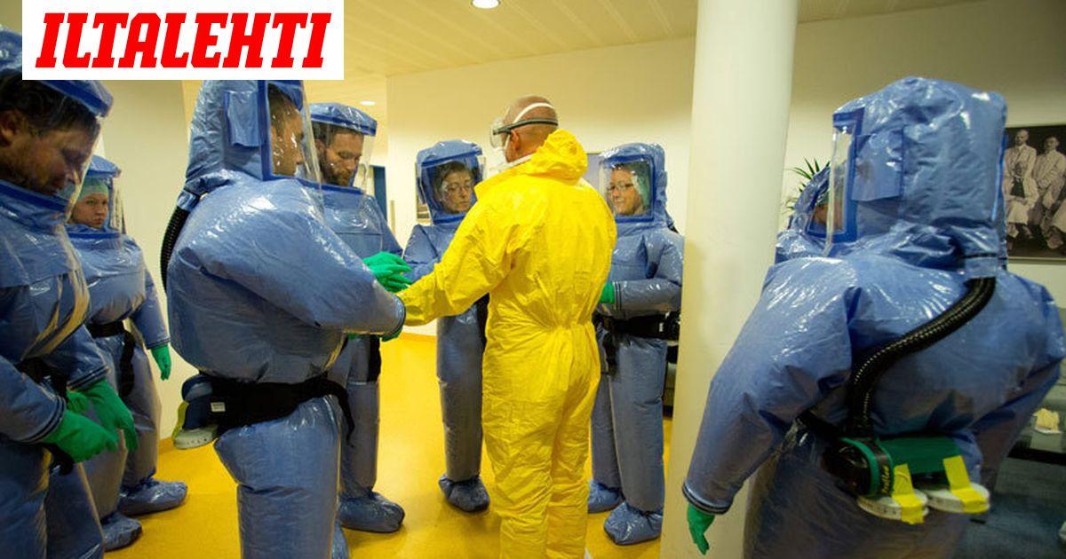Ebola Oireet
