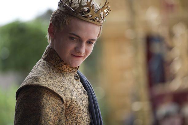 Joffrey Baratheonia näytteli Jack Gleeson.