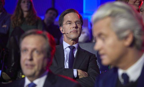 Hollannissa äänestetään tänään tärkeissä vaaleissa.