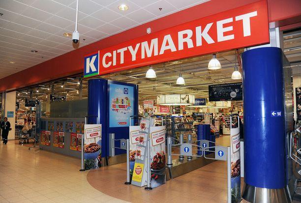 Citymarketit palvelevat myös jouluna.