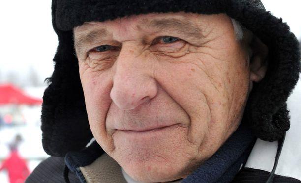 Kari O. Sohlberg kävi katsomassa Arctic Rally Finlandin vuoden alussa.