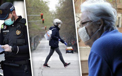 Espanjan hätätila jatkuu – näin suomalaiset pääsevät kotiin