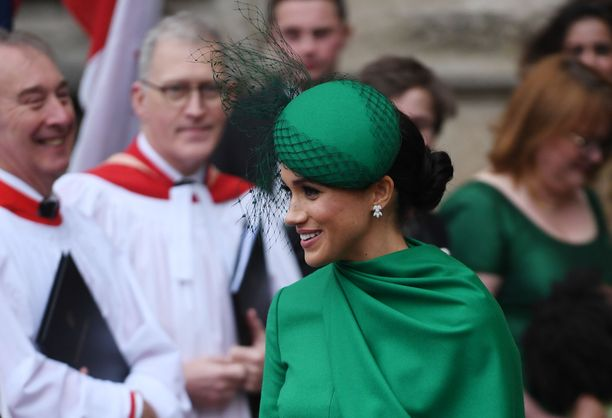 Herttuatar Meghan työskenteli näyttelijänä ennen kuin hän tapasi prinssi Harryn.