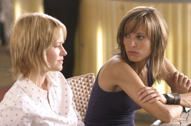 Alicen ja Danan suhde syventyi ystävyydestä rakkaudeksi ja päättyi hetkellisesti välirikkoon...