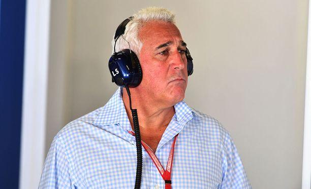 Lawrence Strollin Force Indialla ei tiettävästi ole vielä osallistumisoikeutta Belgian GP:hen.