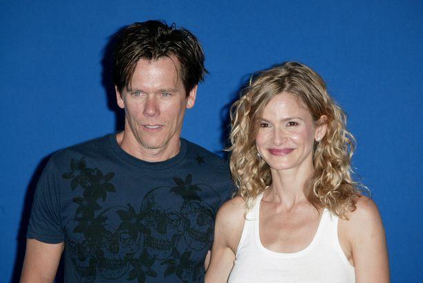 Tältä Hollywood-pariskunta näytti vuonna 2004.