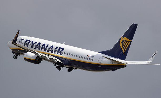 Tänä vuonna Ryanair tulee kuljettaneeksi 119 miljoonaa matkustajaa.
