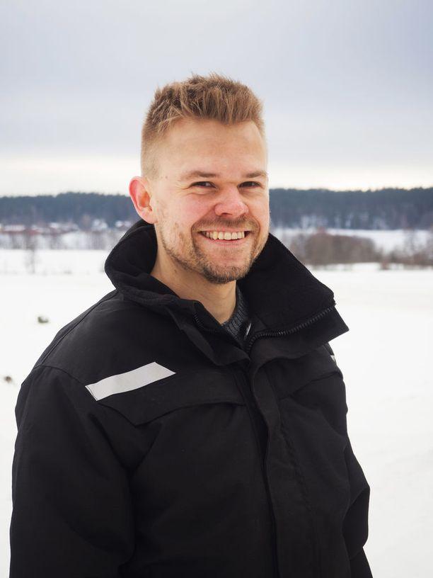 Mauno, 35, Perniö.