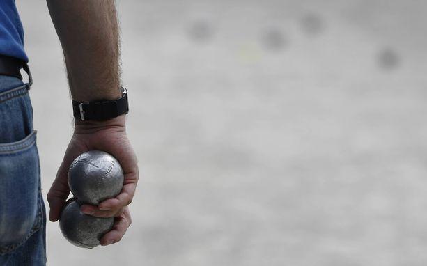 Doping on kasvava ongelma petankissa, sanoo belgialainen Stefaan Kausse.