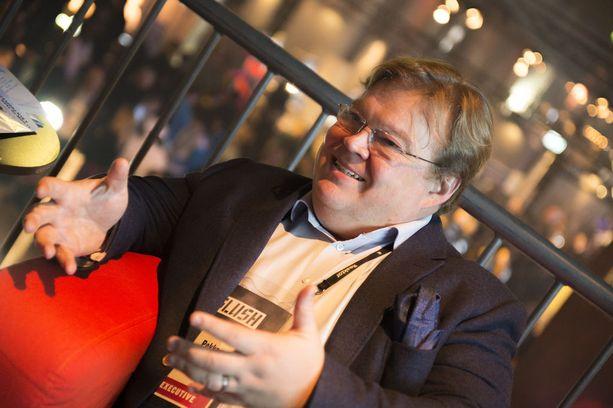 Pekka Viljakainen toimii yrittäjänä Etelä-Savossa Joroisissa.