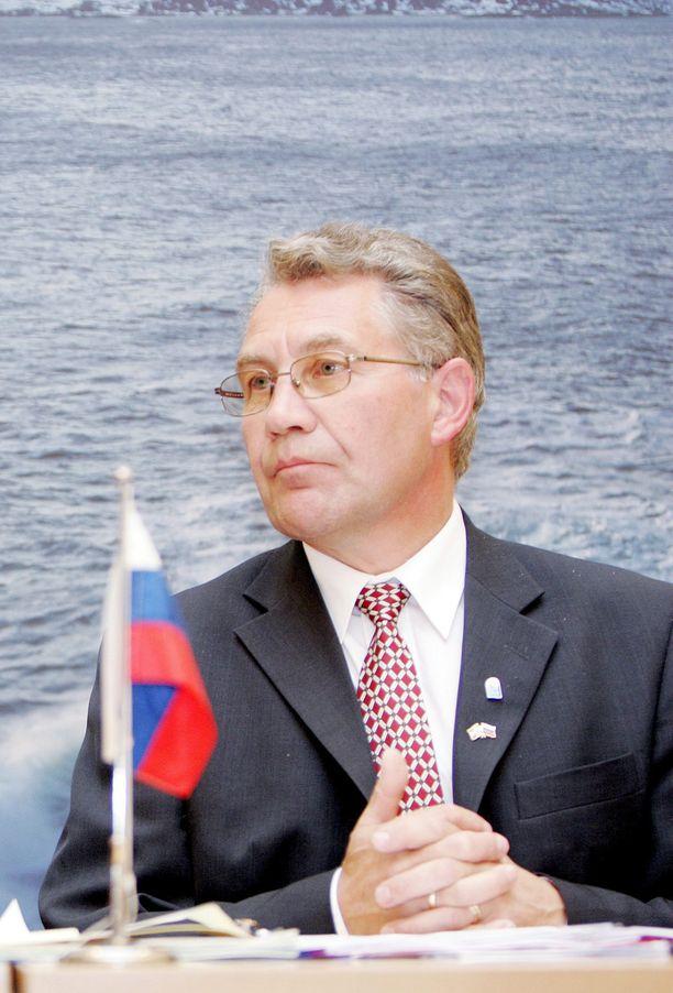 Ludvigsen on toiminut Norjassa muun muassa kalastusministerinä vuosina 2001-2005.