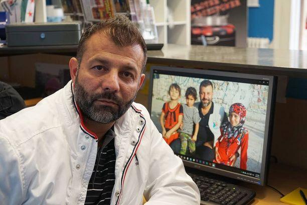 """Aleppon lelusalakuljettajana"" tunnettu Rami Adham on ilmeisesti lavastanut oman loukkaantumisensa Syyriassa."