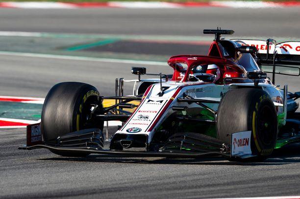F1-kuskit ahertavat tämän vuoden testeissä kaksi päivää vähemmän.