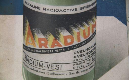 """Nokian Velhonlähteen radioaktiivista vettä myytiin ennen vatsan parantavana ihmelääkkeenä - 94-vuotias Liisa: """"Sanottiin, että se on erikoista juomaa"""""""