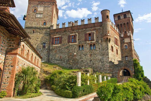 Castello di Pavone on oiva paikka romanttiselle lomalle.