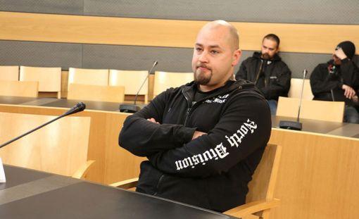Mika Matias Ranta on Soldiers of Odin -järjestön perustaja.